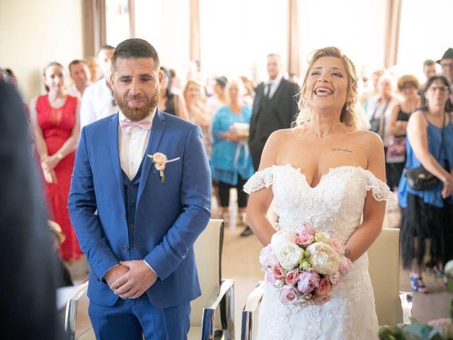 Le mariage de Cédric  et Stella  à Montfavet, Vaucluse 44