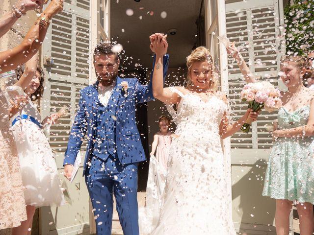 Le mariage de Cédric  et Stella  à Montfavet, Vaucluse 52