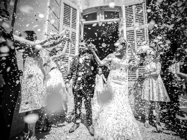 Le mariage de Cédric  et Stella  à Montfavet, Vaucluse 53