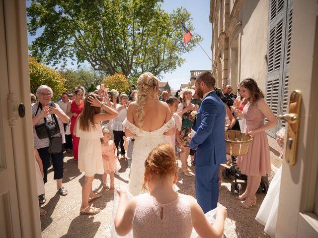 Le mariage de Cédric  et Stella  à Montfavet, Vaucluse 54