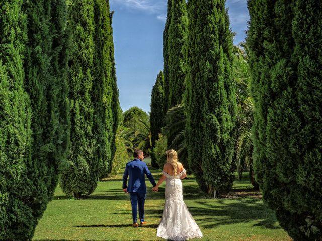 Le mariage de Cédric  et Stella  à Montfavet, Vaucluse 57