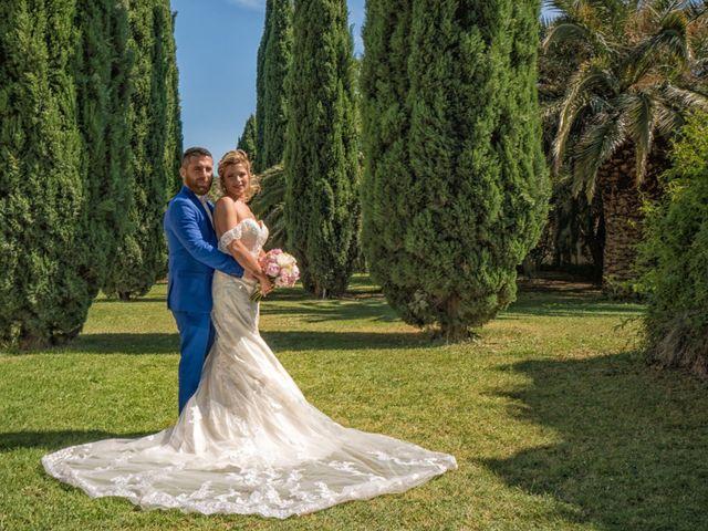 Le mariage de Cédric  et Stella  à Montfavet, Vaucluse 58