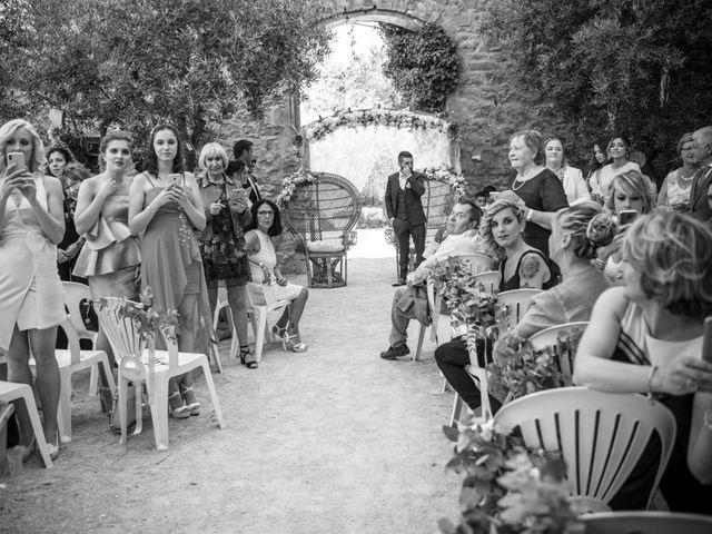 Le mariage de Cédric  et Stella  à Montfavet, Vaucluse 77