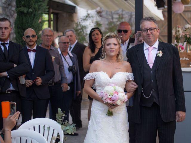 Le mariage de Cédric  et Stella  à Montfavet, Vaucluse 79