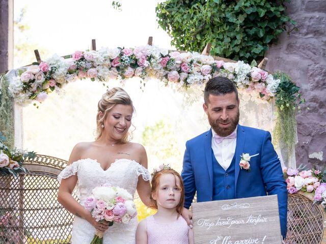 Le mariage de Cédric  et Stella  à Montfavet, Vaucluse 82