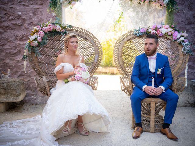 Le mariage de Cédric  et Stella  à Montfavet, Vaucluse 84