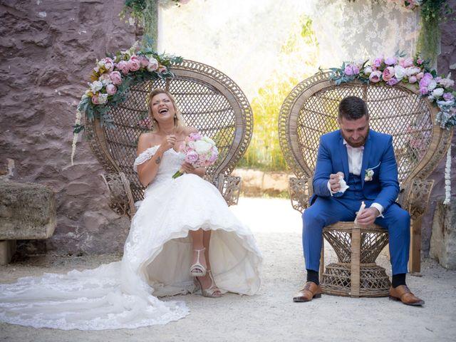 Le mariage de Cédric  et Stella  à Montfavet, Vaucluse 87