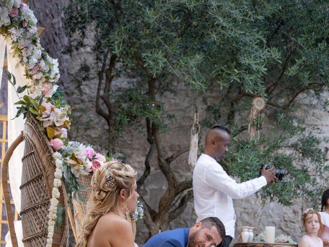 Le mariage de Cédric  et Stella  à Montfavet, Vaucluse 90