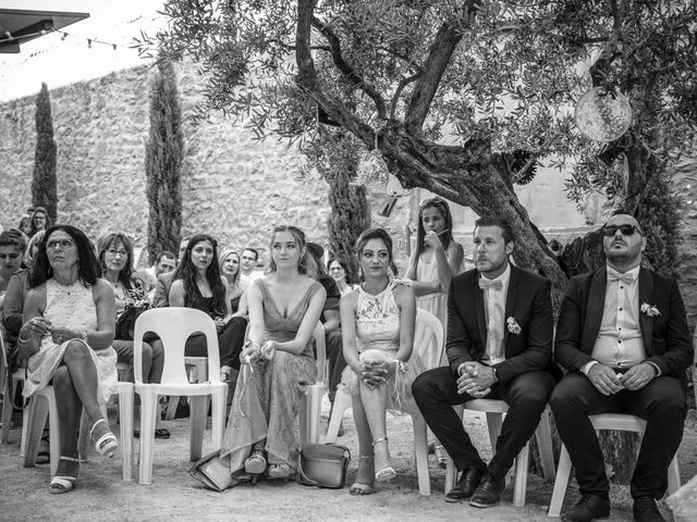 Le mariage de Cédric  et Stella  à Montfavet, Vaucluse 91