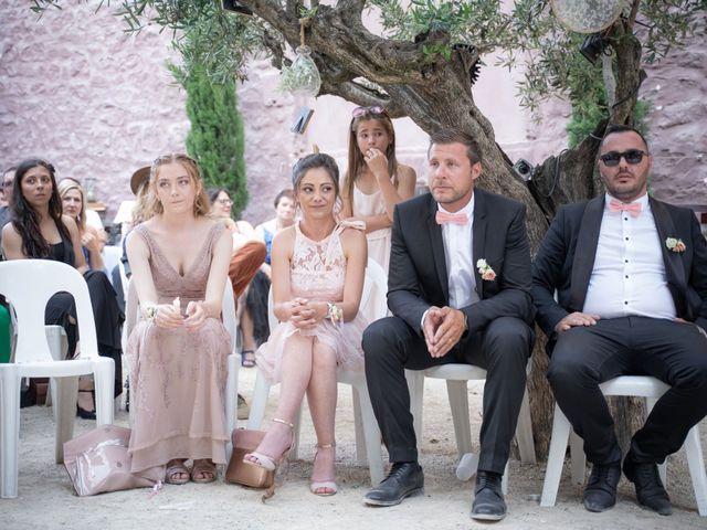 Le mariage de Cédric  et Stella  à Montfavet, Vaucluse 98