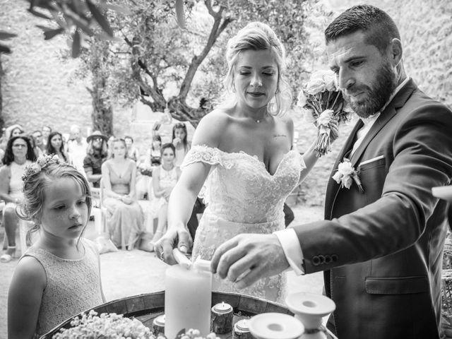 Le mariage de Cédric  et Stella  à Montfavet, Vaucluse 99