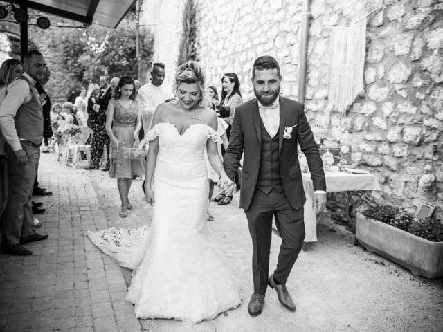 Le mariage de Cédric  et Stella  à Montfavet, Vaucluse 108