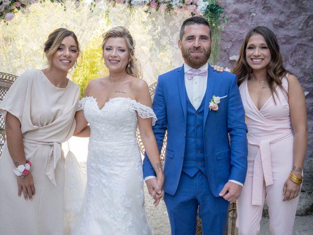 Le mariage de Cédric  et Stella  à Montfavet, Vaucluse 120