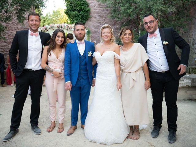 Le mariage de Cédric  et Stella  à Montfavet, Vaucluse 121