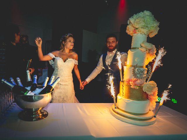Le mariage de Cédric  et Stella  à Montfavet, Vaucluse 164