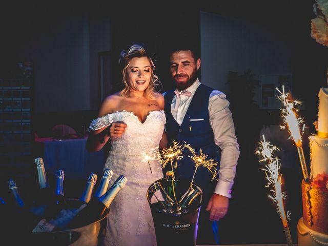 Le mariage de Cédric  et Stella  à Montfavet, Vaucluse 165
