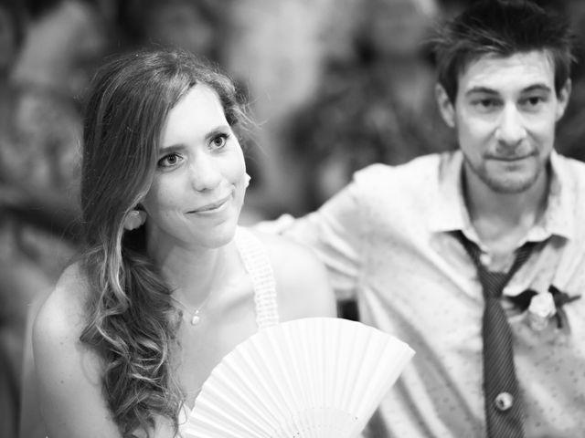 Le mariage de Geoffroy et Béatrice à Chalezeule, Doubs 13