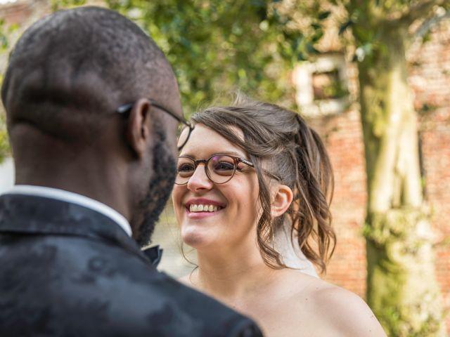 Le mariage de Josué  et Justine à Cassel, Nord 4