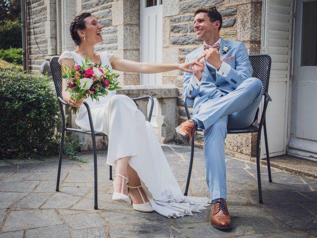 Le mariage de Caroline et Matthieu
