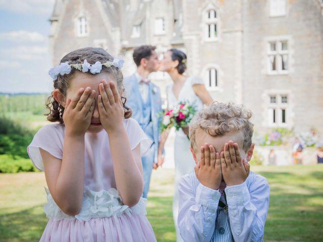 Le mariage de Matthieu et Caroline à Rennes, Ille et Vilaine 14