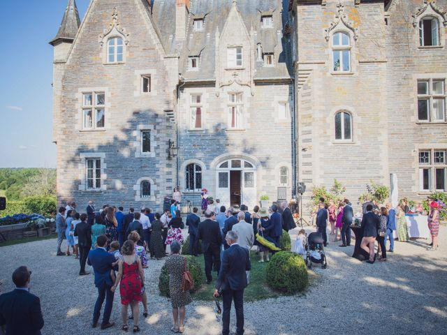 Le mariage de Matthieu et Caroline à Rennes, Ille et Vilaine 15