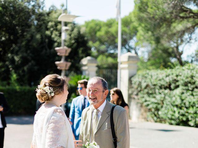 Le mariage de Lionel et Lia à Roquebrune-sur Argens, Var 11