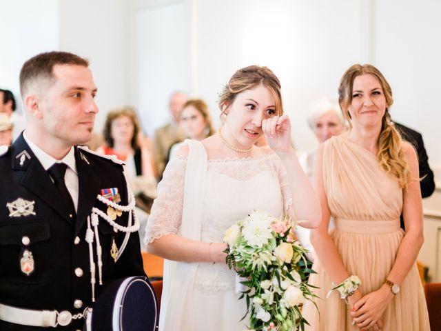 Le mariage de Lionel et Lia à Roquebrune-sur Argens, Var 12