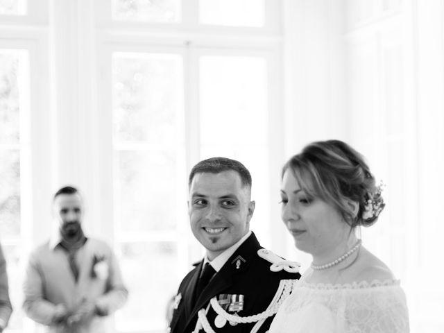 Le mariage de Lionel et Lia à Roquebrune-sur Argens, Var 14