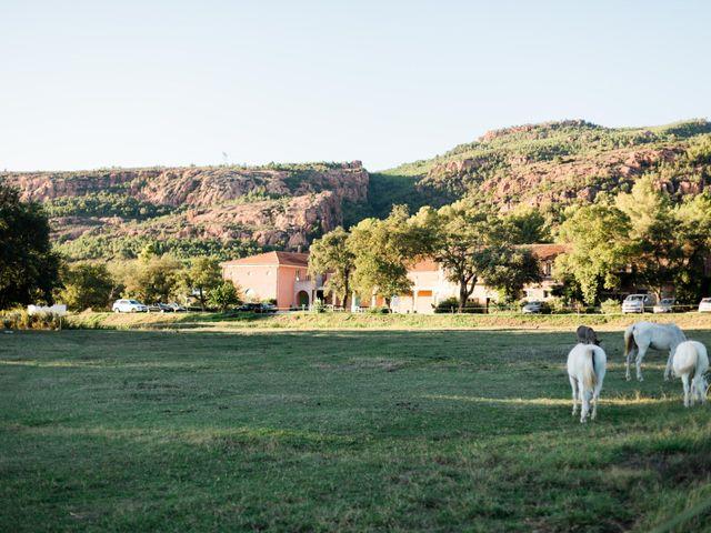Le mariage de Lionel et Lia à Roquebrune-sur Argens, Var 44