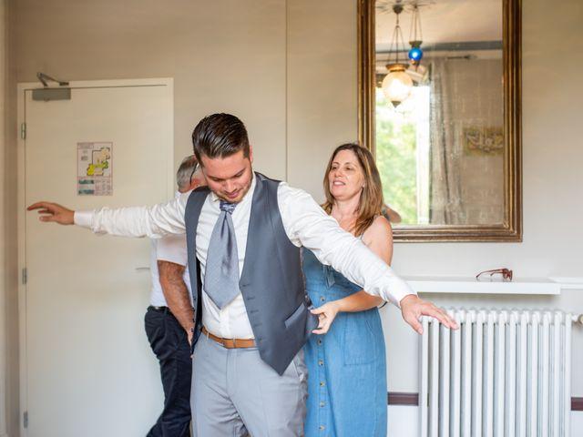 Le mariage de Valentin et Laura à Morestel, Isère 2