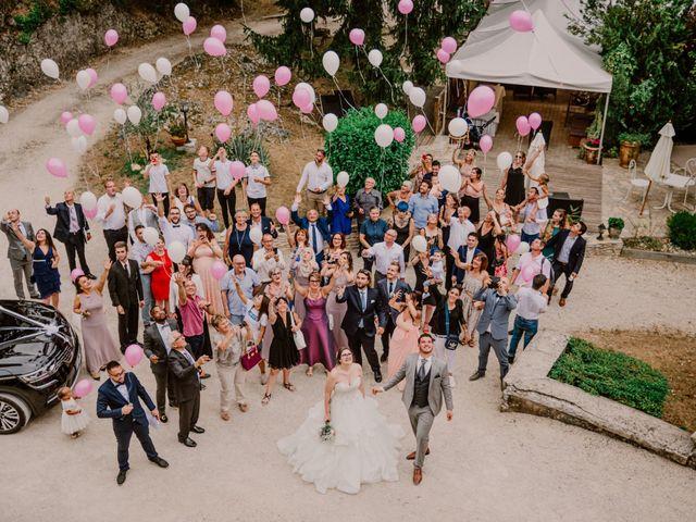 Le mariage de Valentin et Laura à Morestel, Isère 24