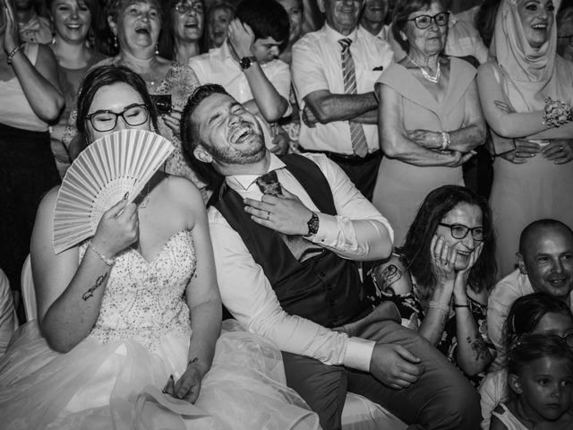 Le mariage de Valentin et Laura à Morestel, Isère 25