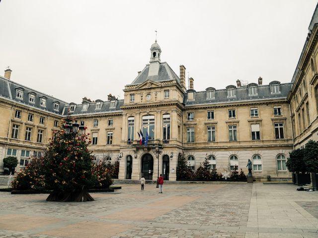 Le mariage de Thomas et Yifei à Paris, Paris 1
