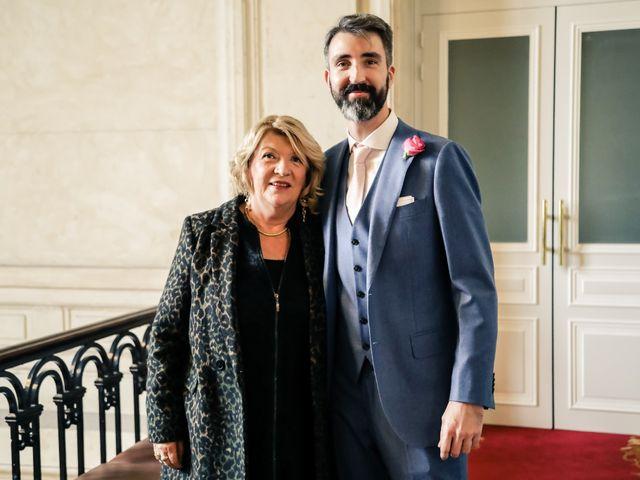 Le mariage de Thomas et Yifei à Paris, Paris 4