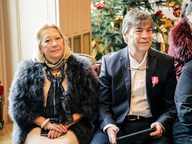 Le mariage de Thomas et Yifei à Paris, Paris 13