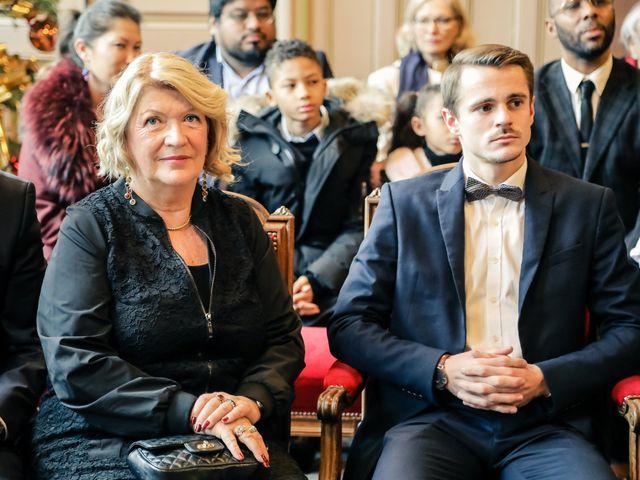 Le mariage de Thomas et Yifei à Paris, Paris 14