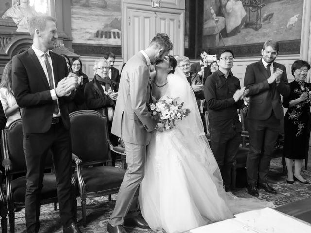 Le mariage de Thomas et Yifei à Paris, Paris 23