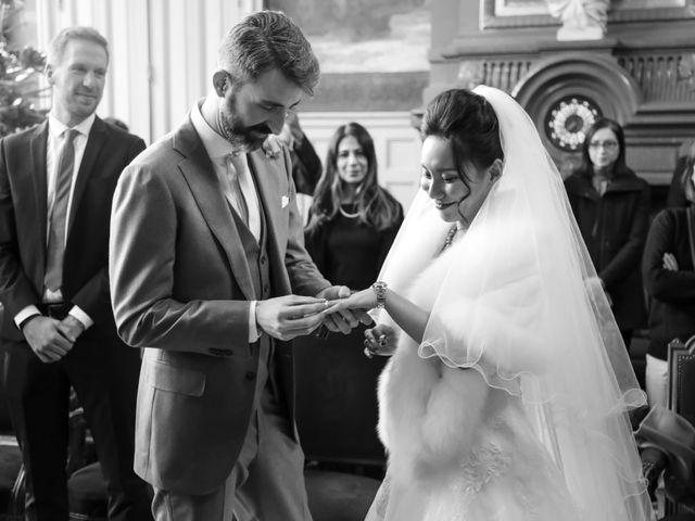 Le mariage de Thomas et Yifei à Paris, Paris 26