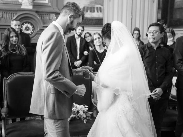 Le mariage de Thomas et Yifei à Paris, Paris 28