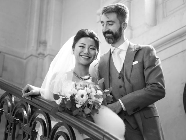 Le mariage de Thomas et Yifei à Paris, Paris 31