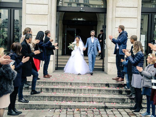 Le mariage de Thomas et Yifei à Paris, Paris 32