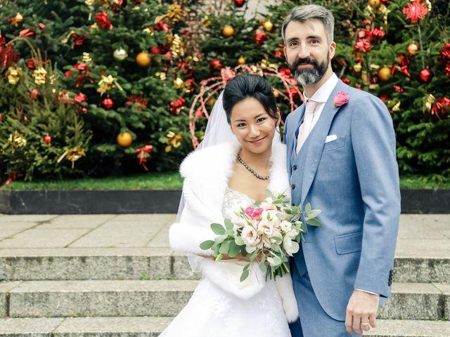 Le mariage de Thomas et Yifei à Paris, Paris 36
