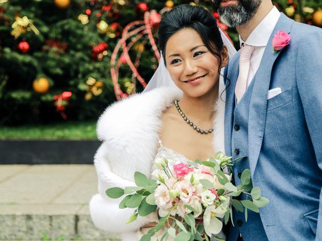 Le mariage de Thomas et Yifei à Paris, Paris 39