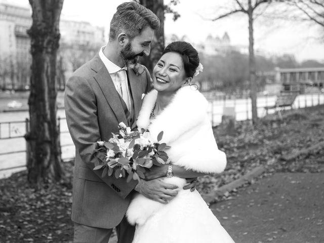 Le mariage de Thomas et Yifei à Paris, Paris 42
