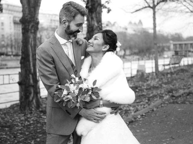 Le mariage de Thomas et Yifei à Paris, Paris 43