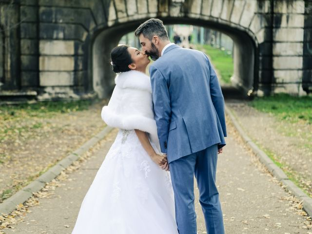 Le mariage de Thomas et Yifei à Paris, Paris 45