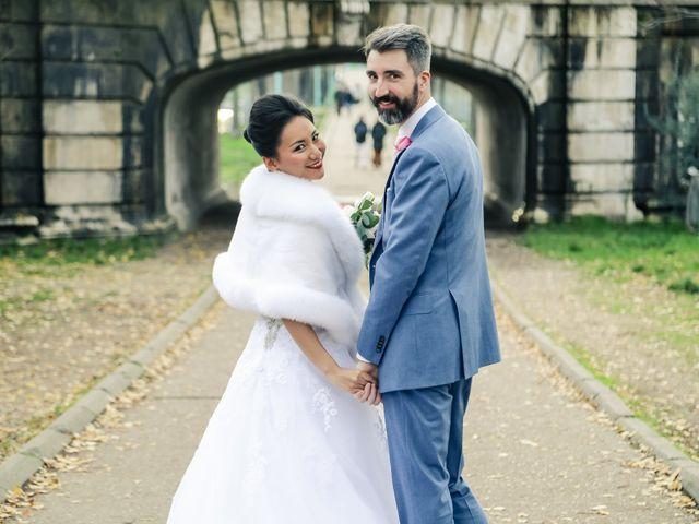 Le mariage de Thomas et Yifei à Paris, Paris 46