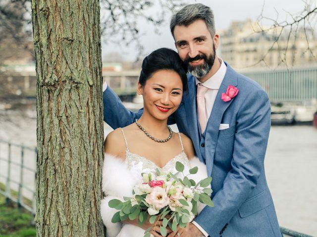 Le mariage de Yifei et Thomas