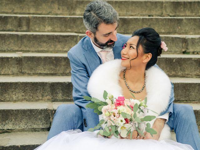 Le mariage de Thomas et Yifei à Paris, Paris 51