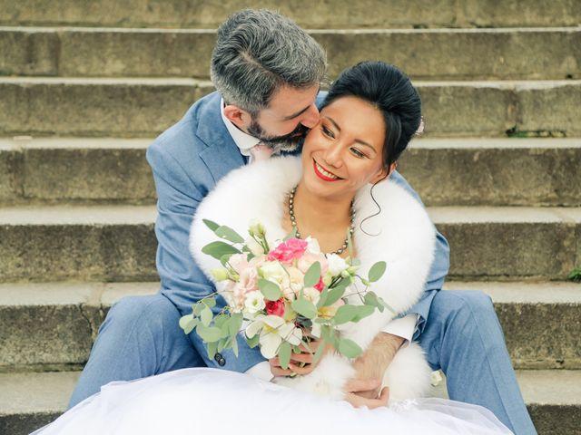Le mariage de Thomas et Yifei à Paris, Paris 53